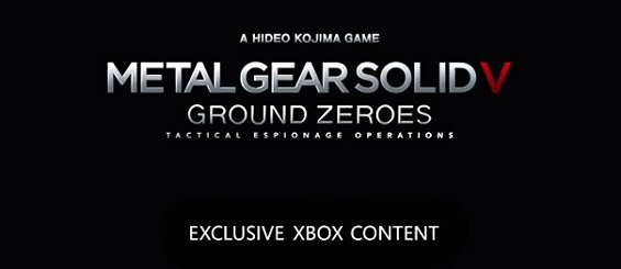 Metal Gear Solid V для Xbox
