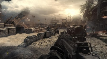 [Рецензия сайта] Call of duty: Ghosts
