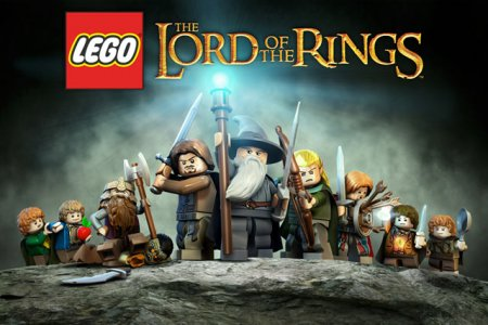 LEGO: The Lord of the Rings направляется на iOS