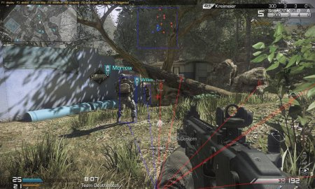 CoD Ghosts - External ESP v1.0